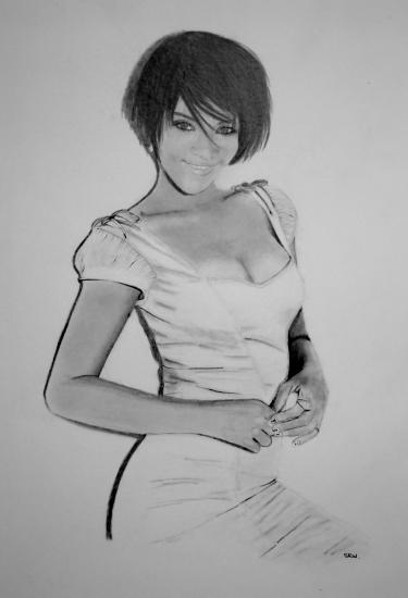 Rihanna por steve2656
